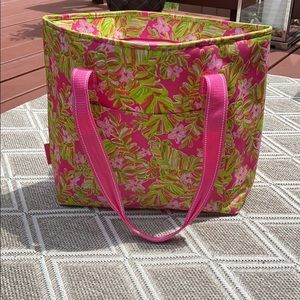 Lilly Pulitzer Cooler Beach Bag